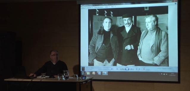 Imagen de portada de Conferencia «Mis experiencias con Francisco Nieva»