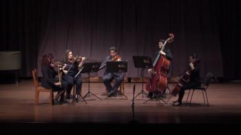 Imagen de portada de Concierto del Quinteto de Cuerdas de la Orquesta de la UGR