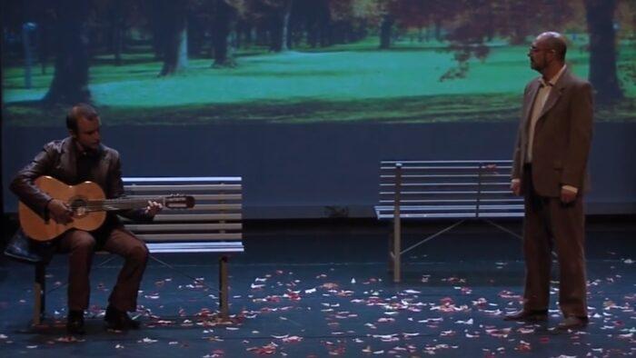Imagen de portada de Acerca de «Toma este vals»
