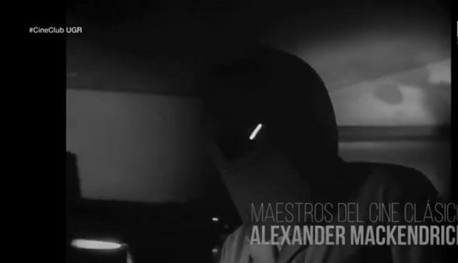 Imagen de portada de El cine de Alexander Mackendrick: «El hombre del traje blanco» y «Mandy»