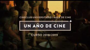 Imagen de portada de Cineclub universitario – Curso 2018/19