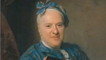 Imagen de portada de Conferencia «Estudio y conservación de una pintura al pastel. El retrato de Pierre Louis Laideguivede Maurice Quentin de La Tour (1704-1788)»