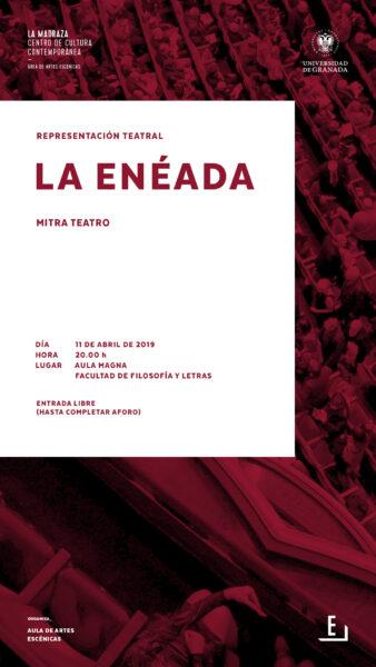 Imagen de portada de Sugerencia del día: Teatro «La Enéada»