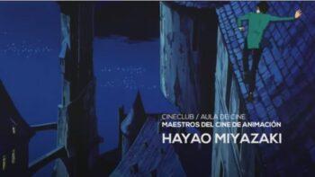 Imagen de portada de Maestros del cine de animación: Hayao Miyazaki