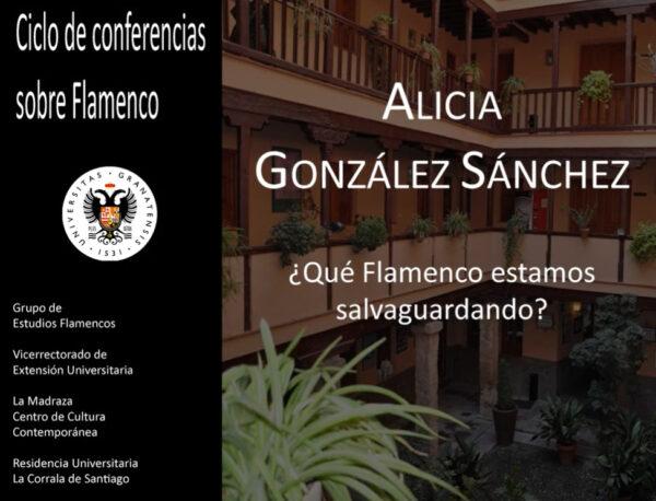 Imagen de portada de Sugerencia del día: Conferencia «¿Qué flamenco estamos salvaguardando?»