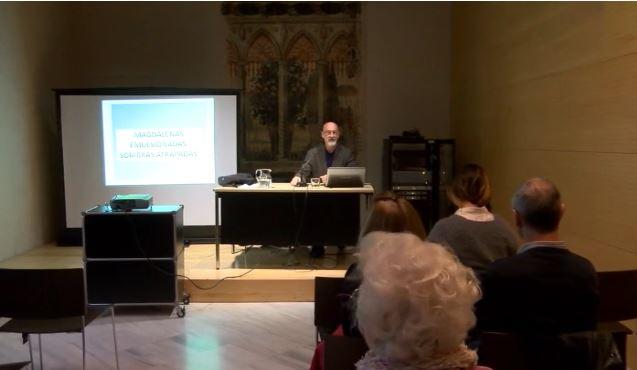 Imagen de portada de Conferencia «Magdalenas emulsionadas. Sombras atrapadas»