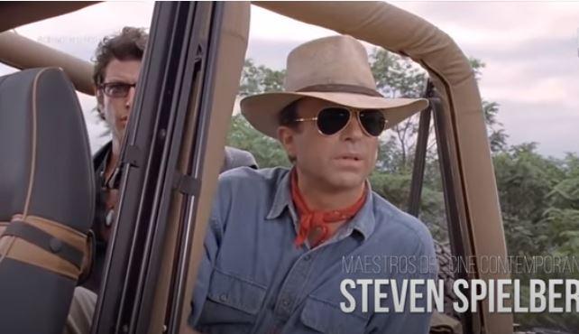 Imagen de portada de «Parque jurásico»: el cine de aventuras y suspense de Spielberg