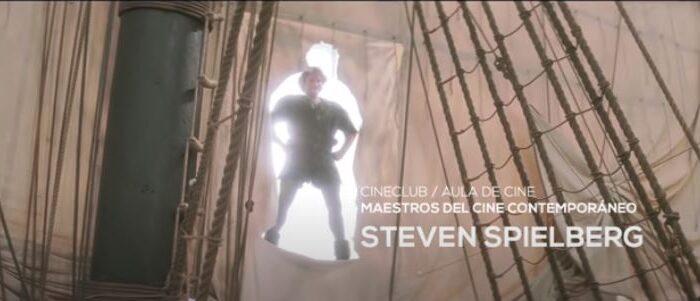 Imagen de portada de Maestros del cine contemporáneo: Steven Spielberg, años 90