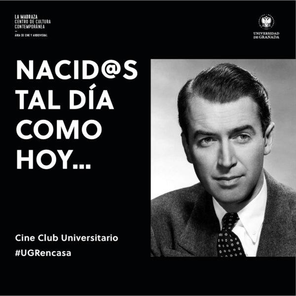 Imagen de portada de Nacid@s tal día como hoy…20 de mayo: James Stewart, Constance Towers y Honoré de Balzac
