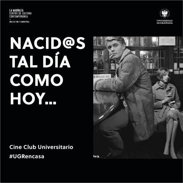 Imagen de portada de Nacid@s tal día como hoy…19 de mayo: Michael Balcon, James Fox, Nora Ephron, Manuel Parada y Antón García Abril