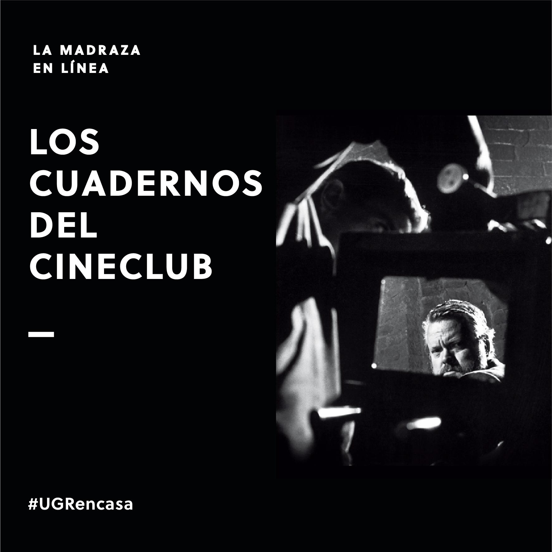 Imagen de portada de Los cuadernos del Cineclub: Maestros del Cine Clásico (VIII) – Orson Welles (en el centenario de su nacimiento)