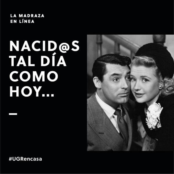 Imagen de portada de Nacid@s tal día como hoy… 12 de junio: Luis García Berlanga, Amelia De La Torre, Priscilla Lane, John A. Alonzo e Irwin Allen
