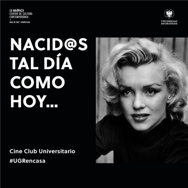 Imagen de portada de Nacid@s tal día como hoy…1 de junio: Marilyn Monroe, Powers Boothe, Morgan Freeman … y MUCH@S más