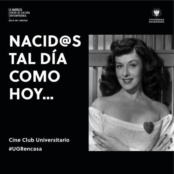 Imagen de portada de Nacid@s tal día como hoy…3 de junio: Paulette Goddard, Tony Curtis, Alain Resnais …. y MUCH@S más