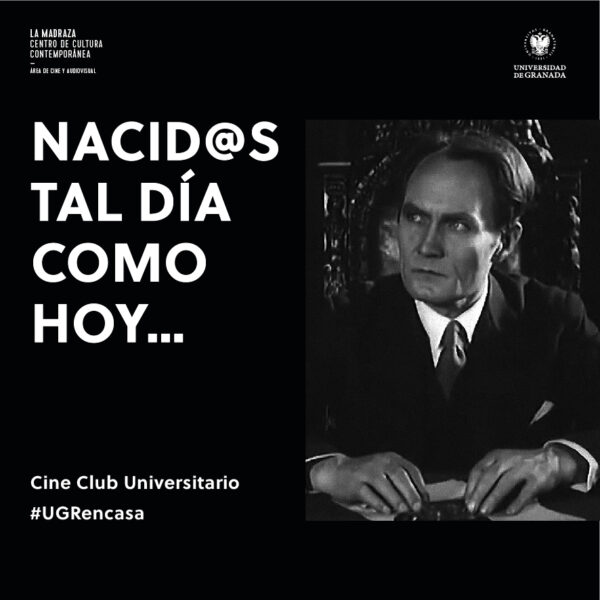 Imagen de portada de Nacid@s tal día como hoy…5 de junio: Bernhard Goetzke, Henry Levin, Tony Richardson y Jacques Demy