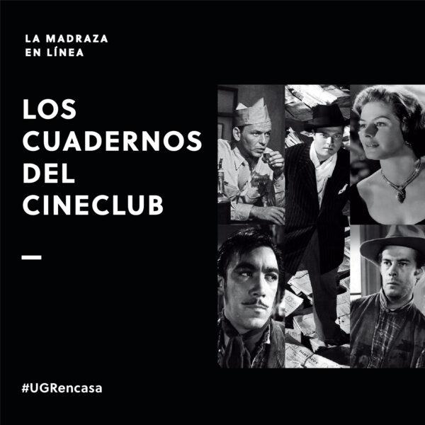 Imagen de portada de Los cuadernos del Cineclub: Jornadas de Recepción del CineClub 2015-2016