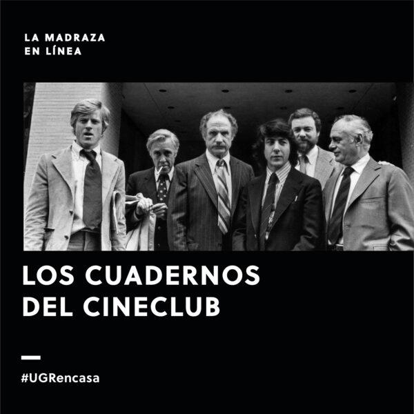 Imagen de portada de Los cuadernos del Cineclub: Las décadas del cine – Los años 70 en el cine estadounidense (1ª parte)