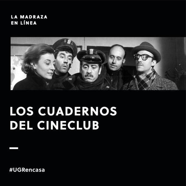 Imagen de portada de Los cuadernos del Cineclub: (Re) descubrir el cine español (II) – La comedia clásica española