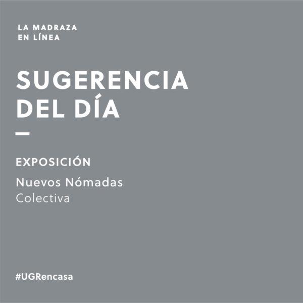 Imagen de portada de Sugerencia del día: Exposición 'Nuevos nómadas'