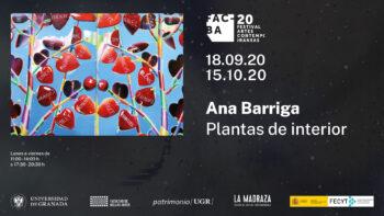 "Imagen de portada de ""Plantas de interior"" de Ana Barriga – FACBA 20"