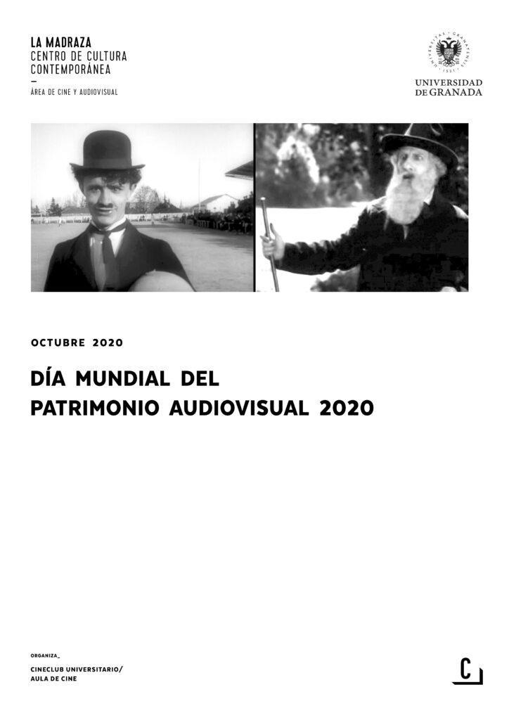 Imagen de portada de Día Mundial del Patrimonio Audiovisual 2020