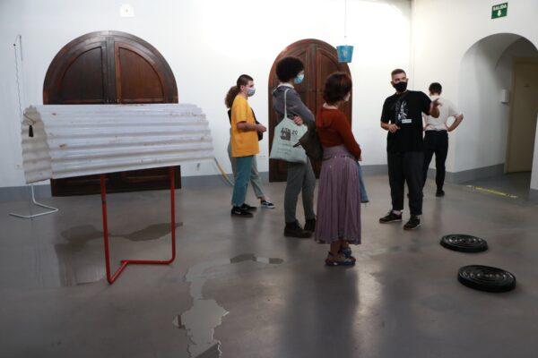 Imagen de portada de «Creo que el arte es un buen catalejo con el cual conocer lugares, personas o con el que poder entender el mundo que te rodea», José M. Ruiz