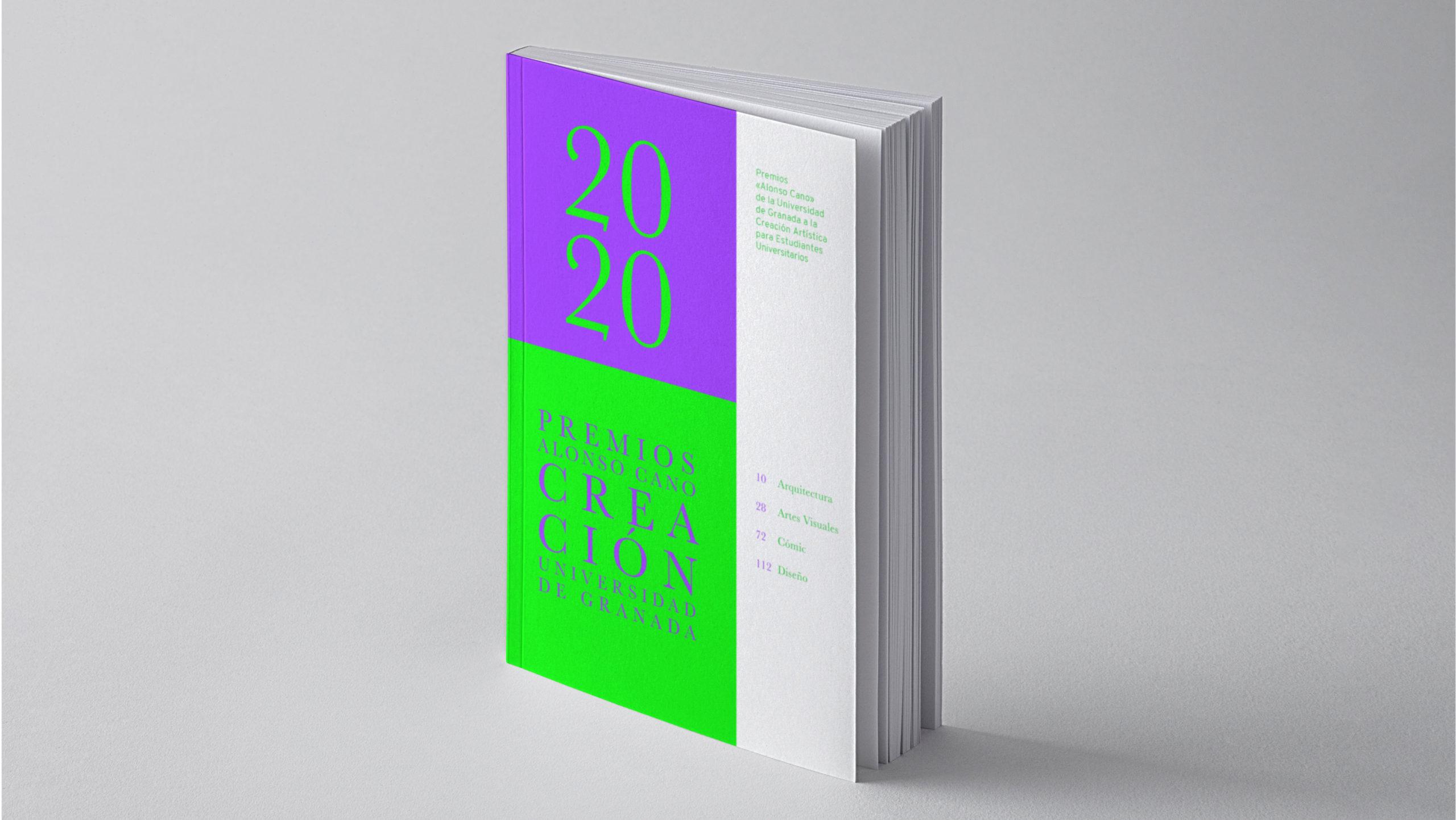Imagen de portada de PREMIOS «ALONSO CANO» DE LA UGR A LA CREACIÓN ARTÍSTICA 2020