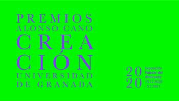 Imagen de portada de Exposición «Premios Alonso Cano de la UGR a la creación artística 2020»