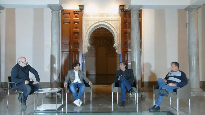 Imagen de portada de FLAMENCO Y CULTURA: LAS VOCES DE MORENTE. Curro del Realejo entrevista a M. de Puchero.