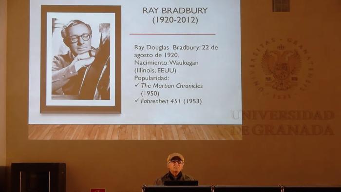 Imagen de portada de Ray Bradbury, poeta del futuro