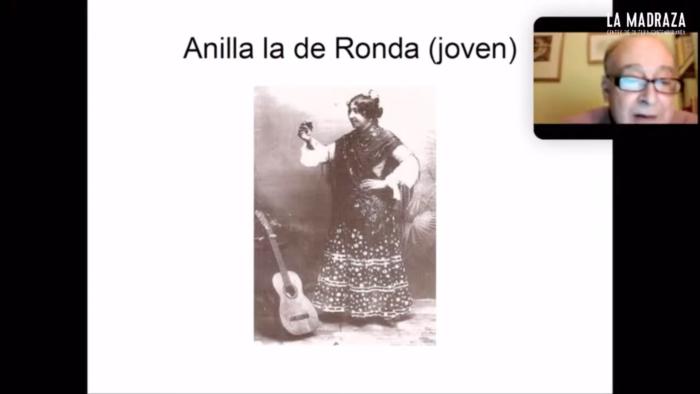 Imagen de portada de Flamenco en femenino