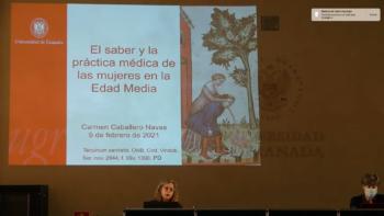 Imagen de portada de El saber y la práctica médica de las mujeres en la Edad Media