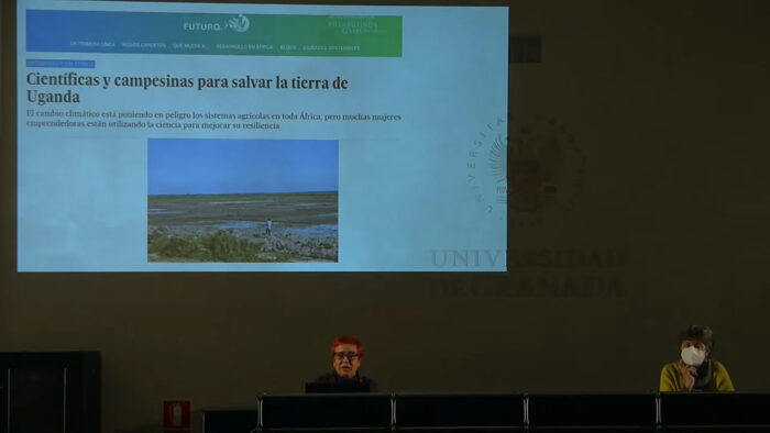 Imagen de portada de COOPERACIÓN Y SALUD DE LAS MUJERES