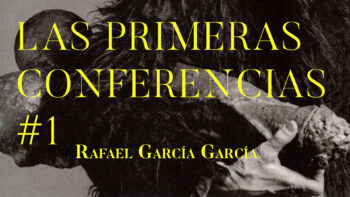 Imagen de portada de PRIMERAS CONFERENCIAS #1
