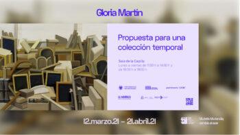 Imagen de portada de GLORIA MARTíN Gloria Martín. Propuesta para una colección temporal
