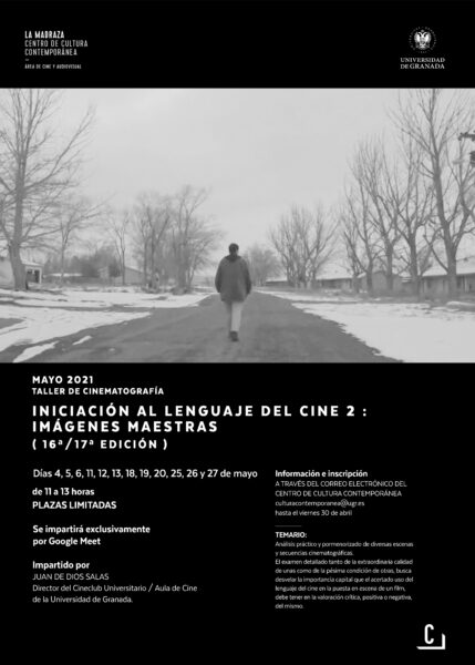 Imagen de portada de Iniciación al lenguaje del cine 2: imágenes maestras (16ª/17ª ed.)
