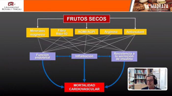 Imagen de portada de FRUTOS SECOS Y SALUD CARDIOVASCULAR