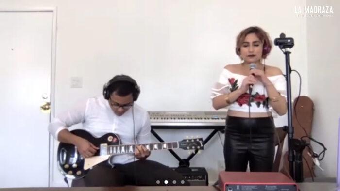 Imagen de portada de CONVERSATORIO MUSICAL CON EL GRUPO BALAM