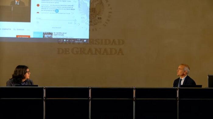 Imagen de portada de INTELIGENCIA ARTIFICIAL Y DERECHOS FUNDAMENTALES