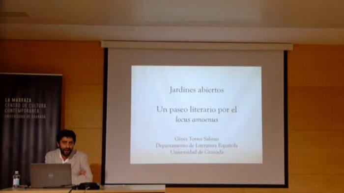 Imagen de portada de JARDINES ABIERTOS: UN PASEO LITERARIO POR EL LOCUS AMOENUS