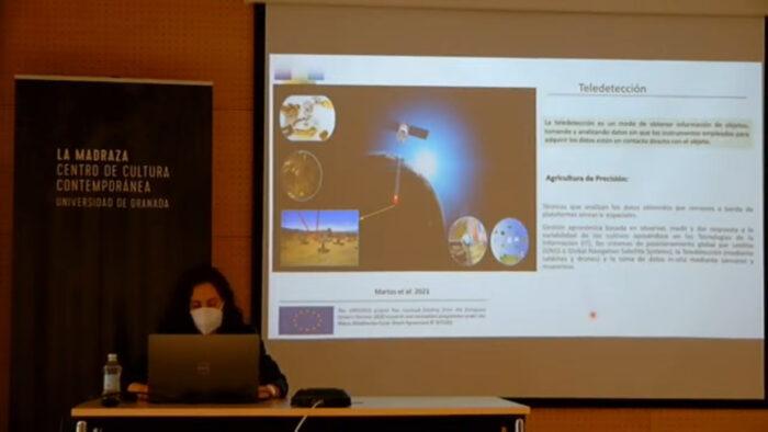 Imagen de portada de OBSERVACIÓN TERRESTRE DESDE EL ESPACIO. CASO DE ESTUDIO: OLIVAR ANDALUZ