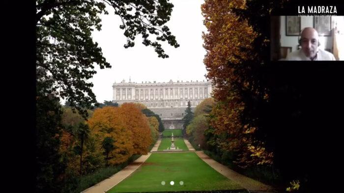 Imagen de portada de EL PALACIO REAL DE MADRID