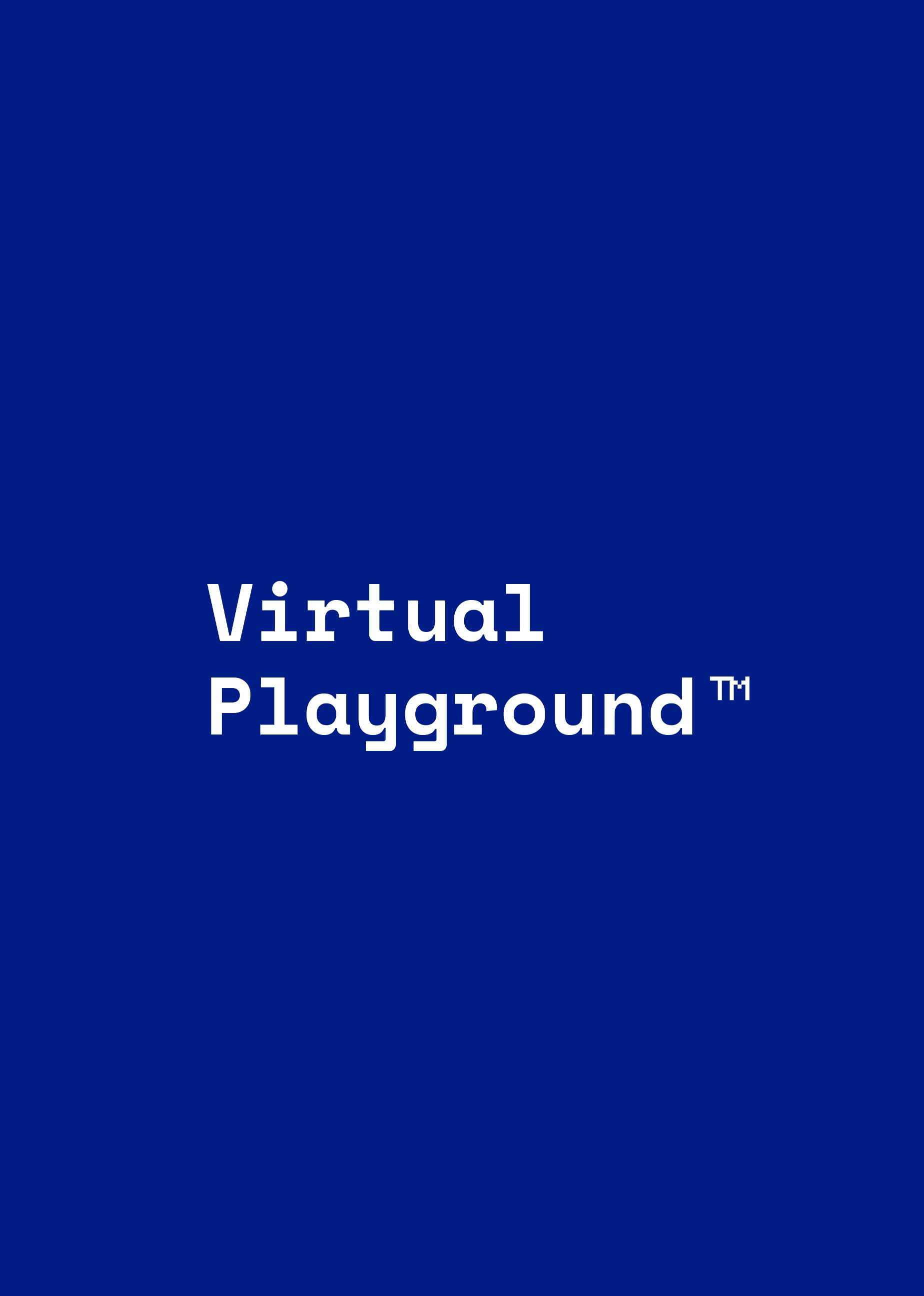 Imagen de portada de Fran Pérez Rus, Virtual PlaygroundTM