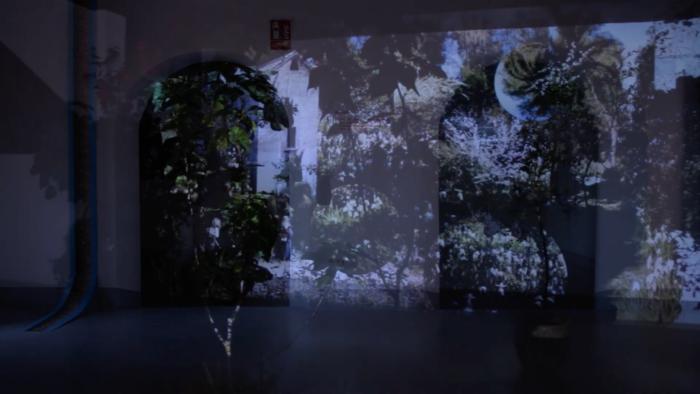 Imagen de portada de Exposición: Granada, jardín abierto