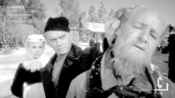 Imagen de portada de Proyección especial. Los hermanos Karamazov