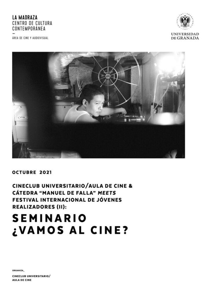 Imagen de portada de Seminario ¿vamos al cine?