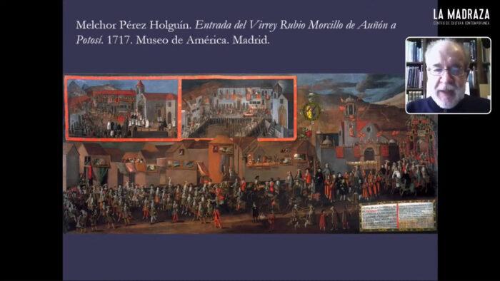 Imagen de portada de La Escuela Potosina de Pintura